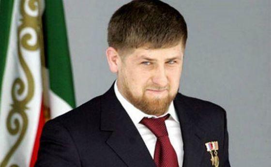 Глава Чеченской Республики Рамзан Ахматович Кадыров