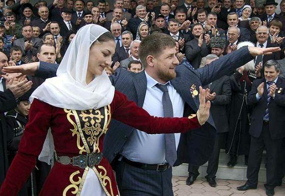 Рамзан Кадыров чтит чеченские традиции