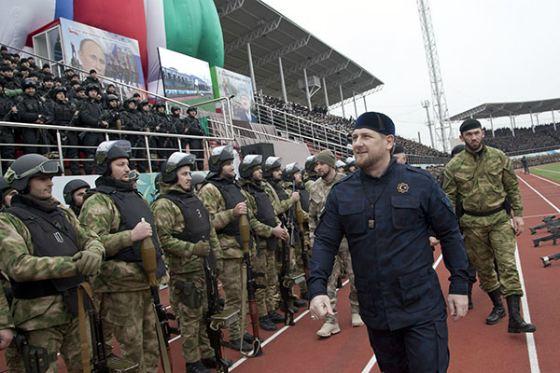 Рамзан Кадыров выступает за борьбу с терроризмом