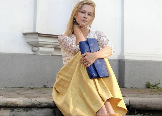 Актриса Юлия Пересильд