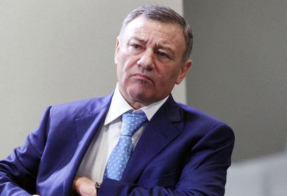Состояние Аркадия Ротенберга оценивают в 1,5 млрд долларов