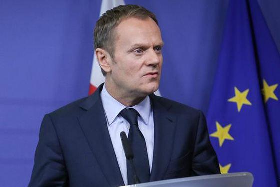 Дональд Туск - председатель Европейского Совета