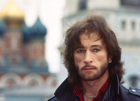 Певец Игорь Тальков