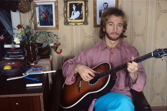 Игорь Тальков нашел свое призвание в музыке