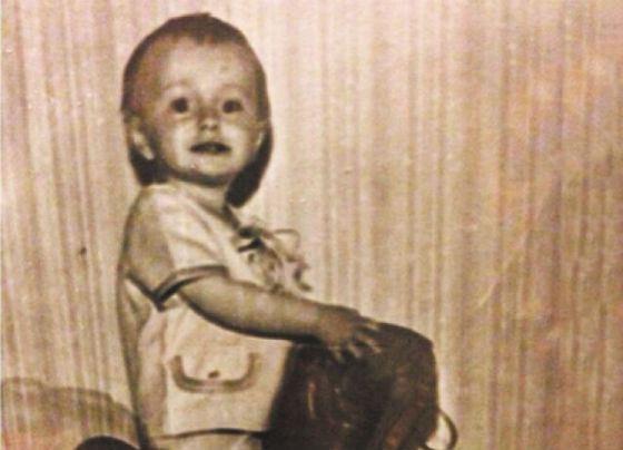 Сережа Безруков: фото из раннего детства