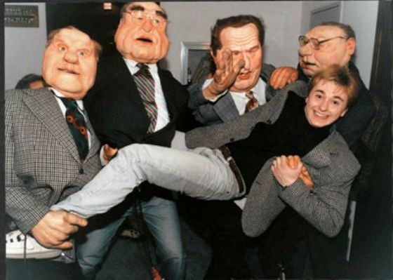 Безруков озвучивал «кукол» из популярного шоу 90-х