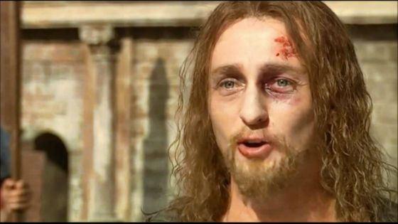 В «Мастере и Маргарите» Безруков играет Иисуса
