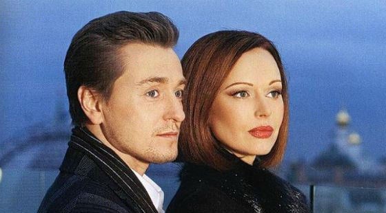 Прекрасная пара – Сергей и Ирина Безруковы
