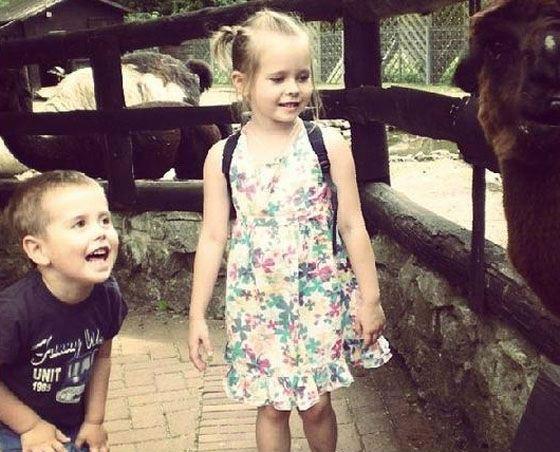 Внебрачные дети Безрукова от Кристины Смирновой