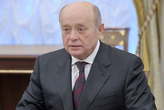 Возраст Михаила Фрадкова перевалил за 65 лет