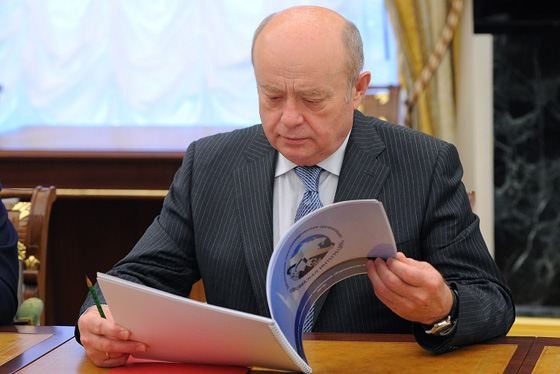 Михаил Фрадков по национальности еврей