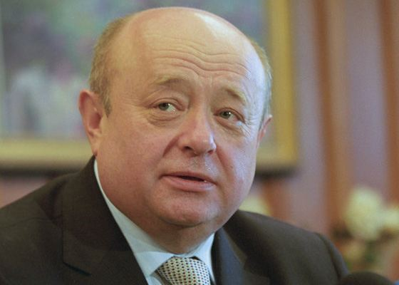 Михаил Фрадков занимал пост председателя правительства