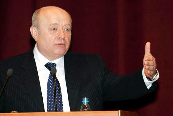 Карьера Михаила Фрадкова стремительно развивалась