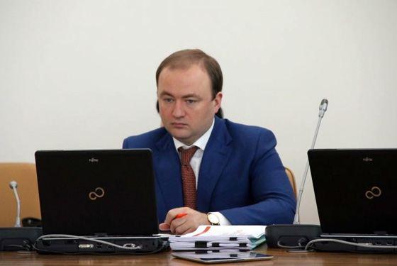 Мадший сын Михаила Фрадкова - Павел