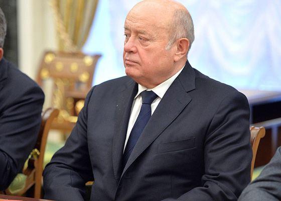 Директор Службы внешней разведки Михаил Фрадков