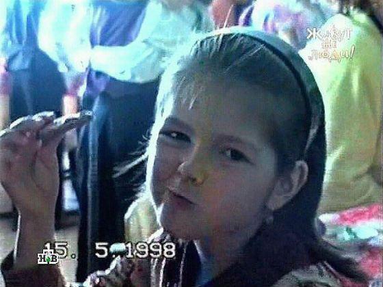 Первую песню Нюша написала в 8 лет