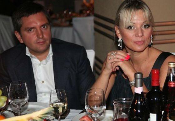 Ирина с «тайным» мужем Игорем