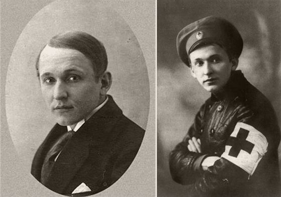 Александр Вертинский в молодости