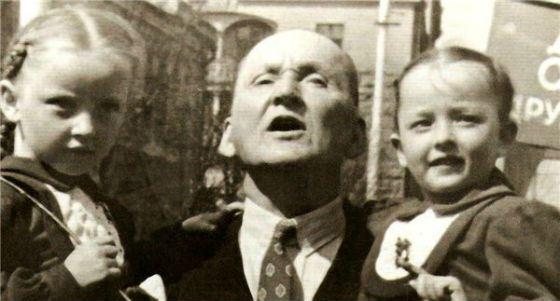 Вертинский очень любил своих дочерей-погодок
