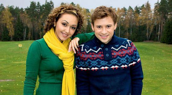 Андрей Гайдулян с Дианой
