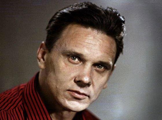 Георгий Юматов - актер театра и кино, фронтовик