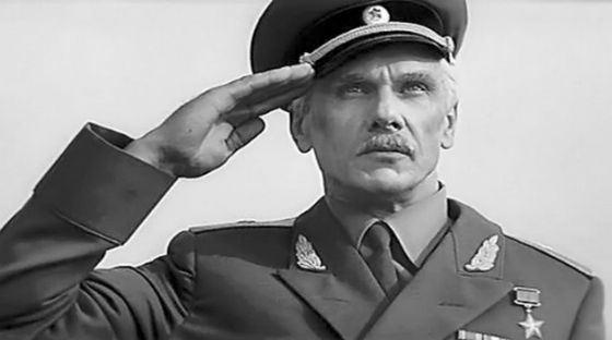 Знаковая роль Юматова в фильме «Офицеры»