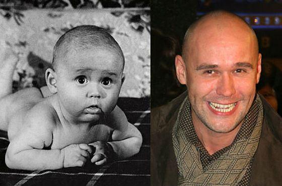 Максим Аверин в детстве – сильно изменился?