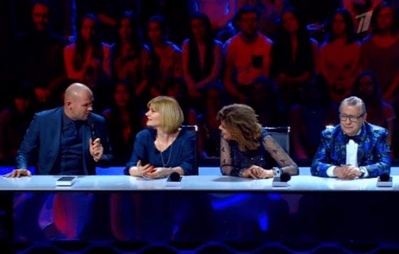Максим Аверин в жюри «Точь-в-точь»