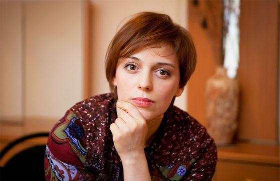Российская актриса театра и кино Нелли Уварова