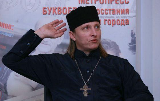 Священником Охлобыстин стал в 34 года