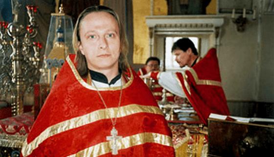 Отец Иоанн Охлобыстин