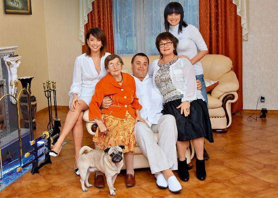 Семья Жанны Фриске поддерживала ее до последних мгновений