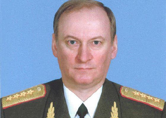 Николай Патрушев в молодости