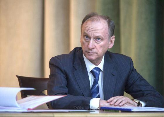 Николай Патрушев пришел в органы госбезопасности