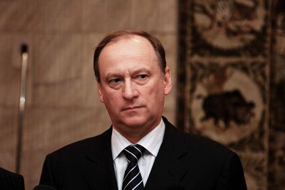Николай Патрушев - секретарь совета безопасности россии