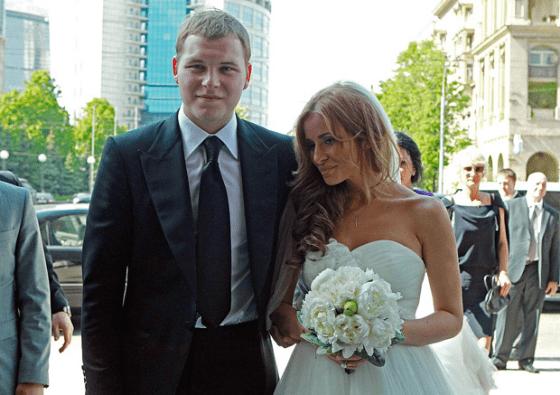 Сын Бондарчука Сергей женат и уже дважды сделал Федора дедушкой