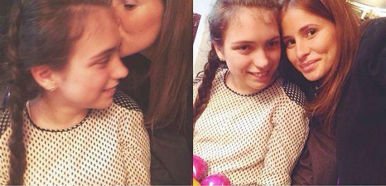На фото: Варвара Бондарчук (слева) с женой брата Татианой