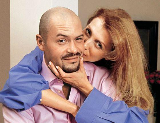 Супруги Бондарчук