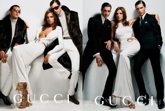 Том Форд для Gucci