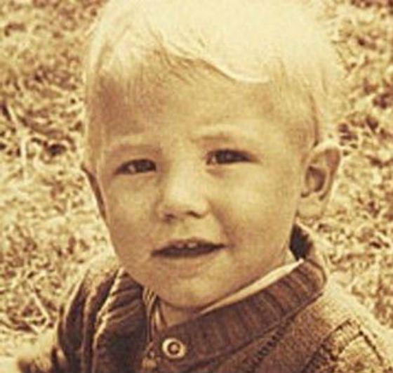 С раннего детства Бен Аффлек отличался выразительной внешностью