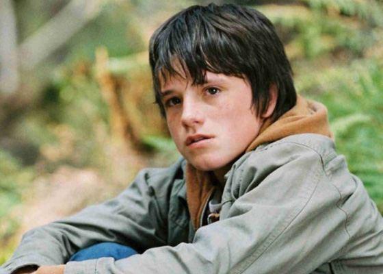 Джош Хатчерсон с детства мечтал стать актером
