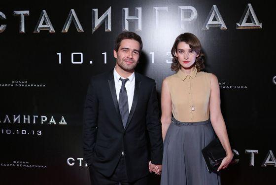 Петр Федоров и его гражданская жена Анастасия Иванова