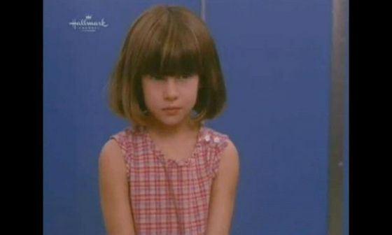 Шейлин Вудли в детстве (фильм «Кем заменить папу», 1999)