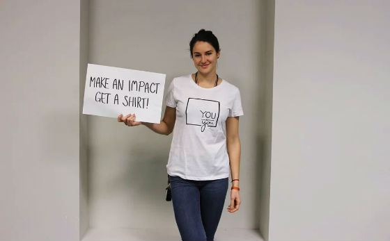 Мотивирующие футболки от Шейлин Вудли