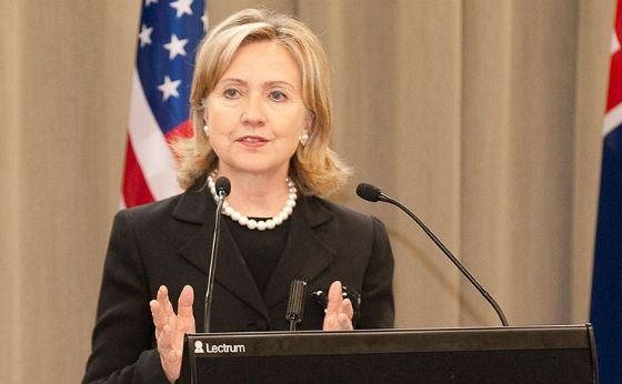 У США тоже есть «железная леди» – Хиллари Клинтон