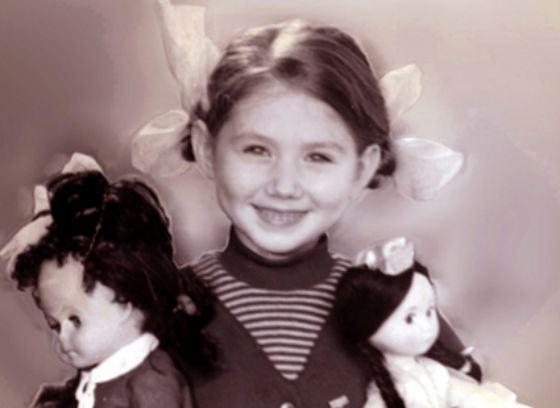 Хиллари Клинтон в детстве грезила космическими просторами