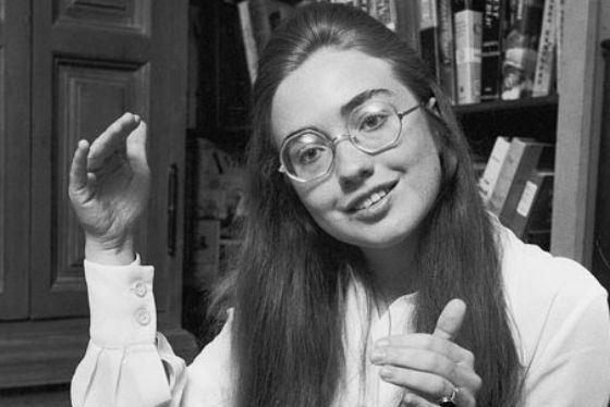 Хиллари Клинтон – адвокат, политолог, защитница прав детей