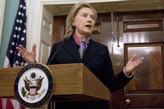 Хиллари Клинтон – госсекретарь США