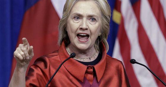 Политические взгляды Хиллари Клинтон отличаются от точки зрения супруга