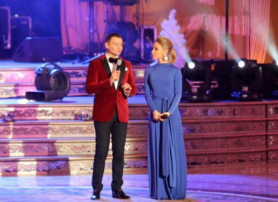 Ковальчук и Олешко вместе записали «Гимн минуты славы»
